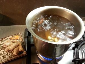 power tisana chai