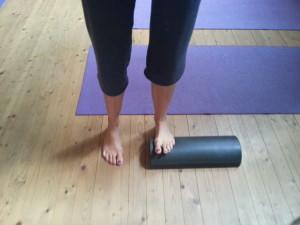 esercizi yoga piedi
